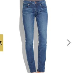 Lucky Sophia straight leg jeans